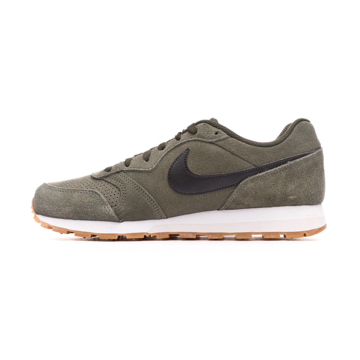 Zapatilla Nike MD Runner II Suede