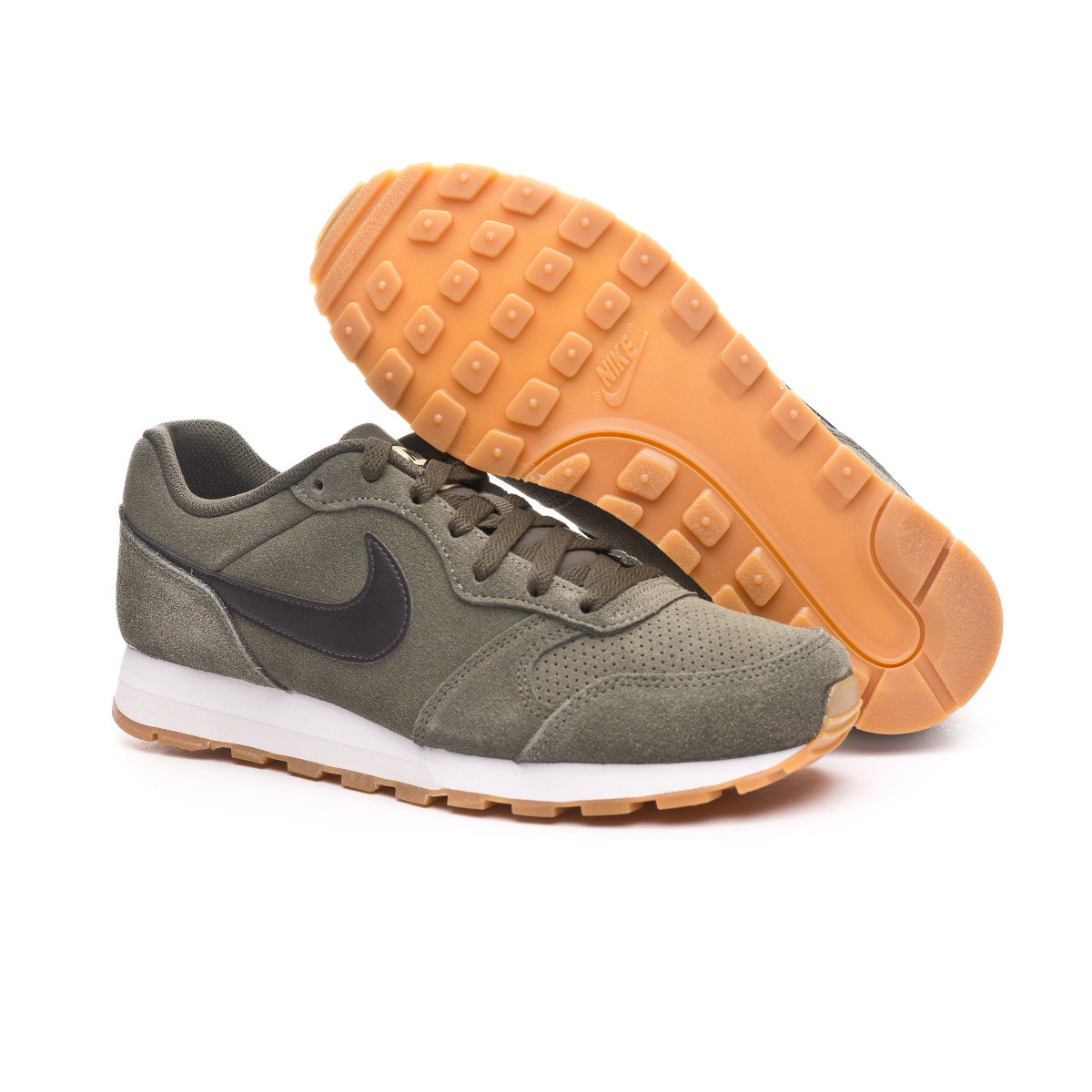 Zapatilla Nike MD Runner II Suede