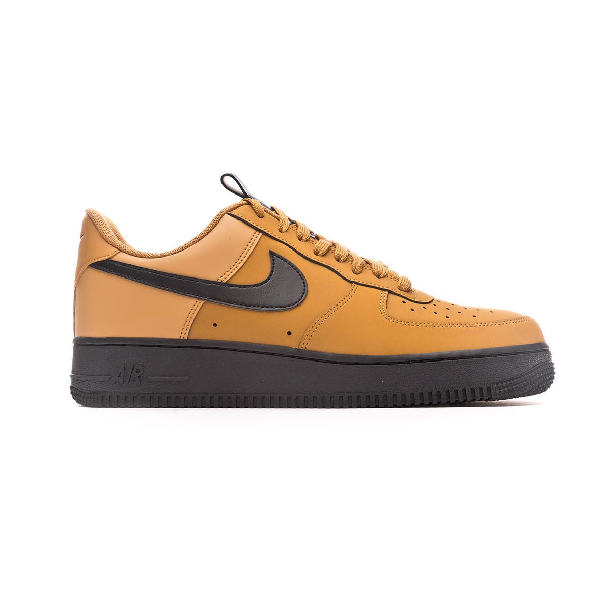 Nike Air Force 1 '07 WheatBlack Midnight Navy BQ4326 700