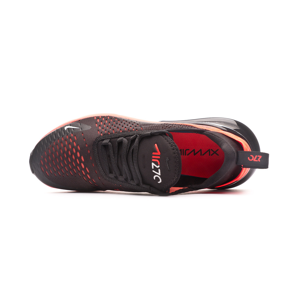 Originais Nike Air Max 270 Atlético Running Shoes Sapatilhas