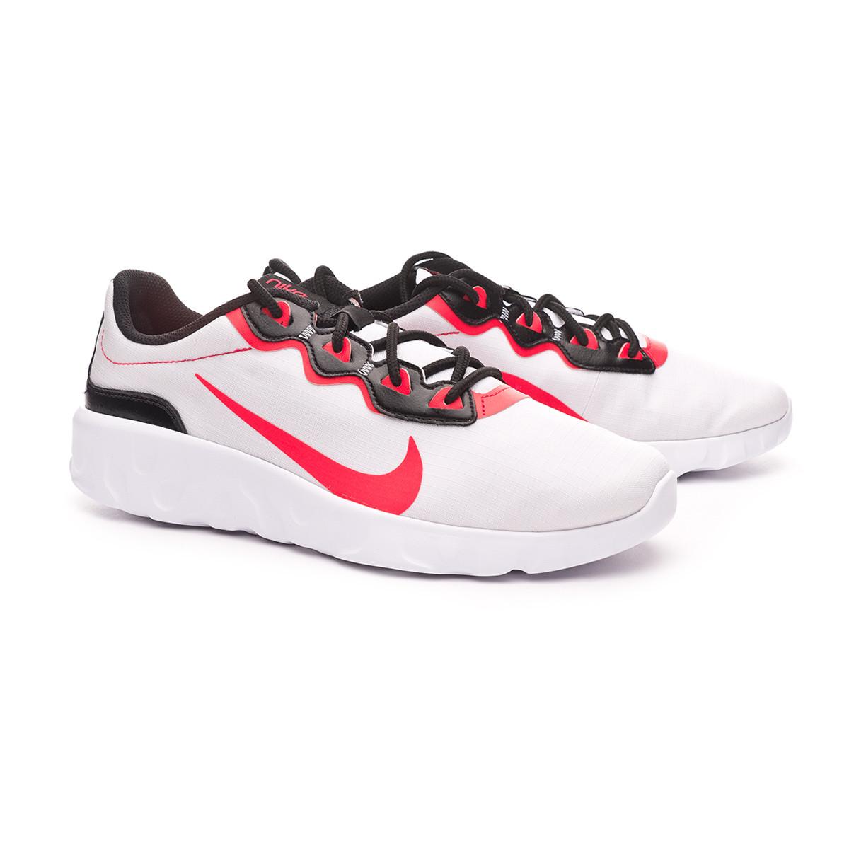 Scarpe Nike Explore Strada Platinum tint Red orbit Black  NmXeuw
