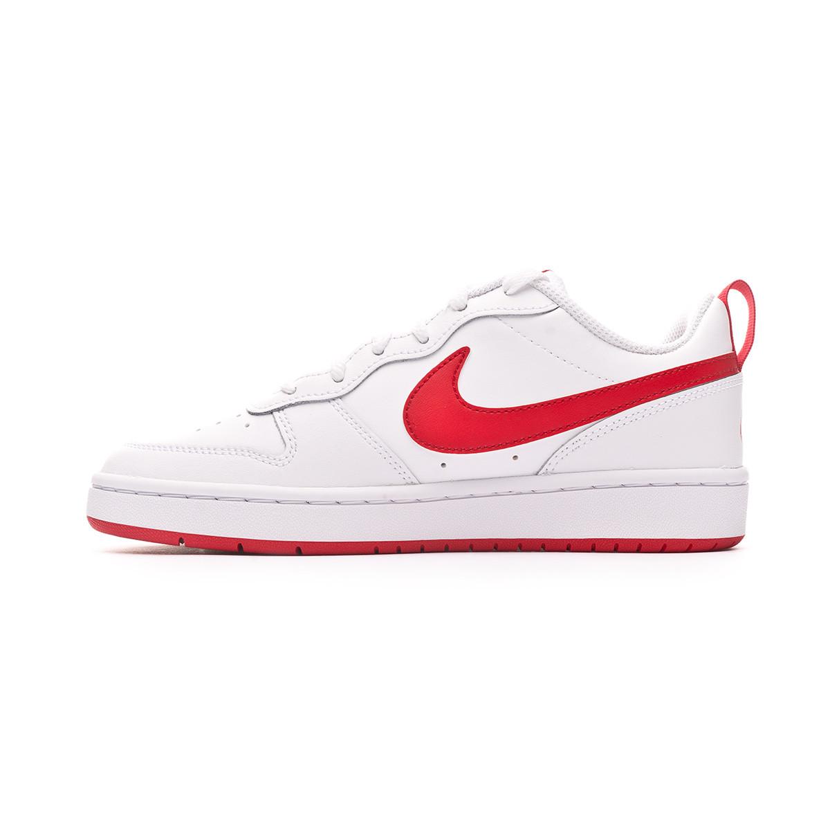 Scarpe Nike Court Borough Low II Niño