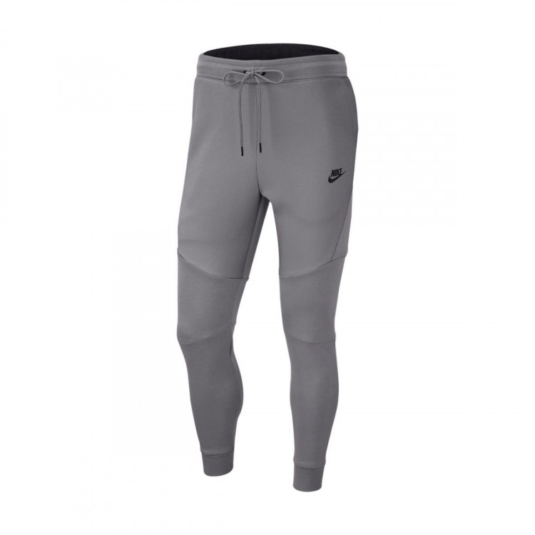 ayudante horizonte Bonito  Long pants Nike Sportswear Tech Fleece Jogger Gunsmoke-Black - Football  store Fútbol Emotion
