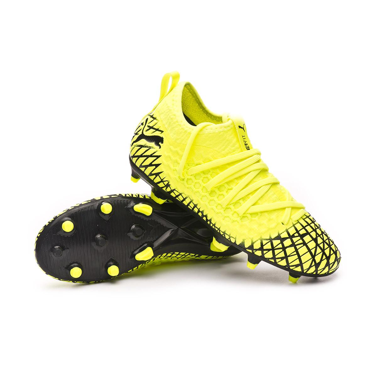 Puma Future 4.3 NETFIT FGAG Niño Football Boots