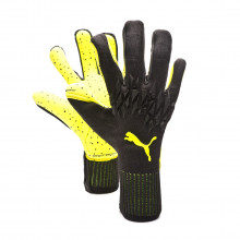 Glove Future Grip 19.1 Puma black-Yellow alert