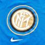 Camiseta Inter Milán 2019-2020 Niño Blue spark