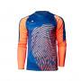 Camiseta Digit Blue-Orange
