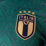 Camiseta Italia Tercera Promo Equipación 2019-2020 Ponderosa Pine-Peacoat