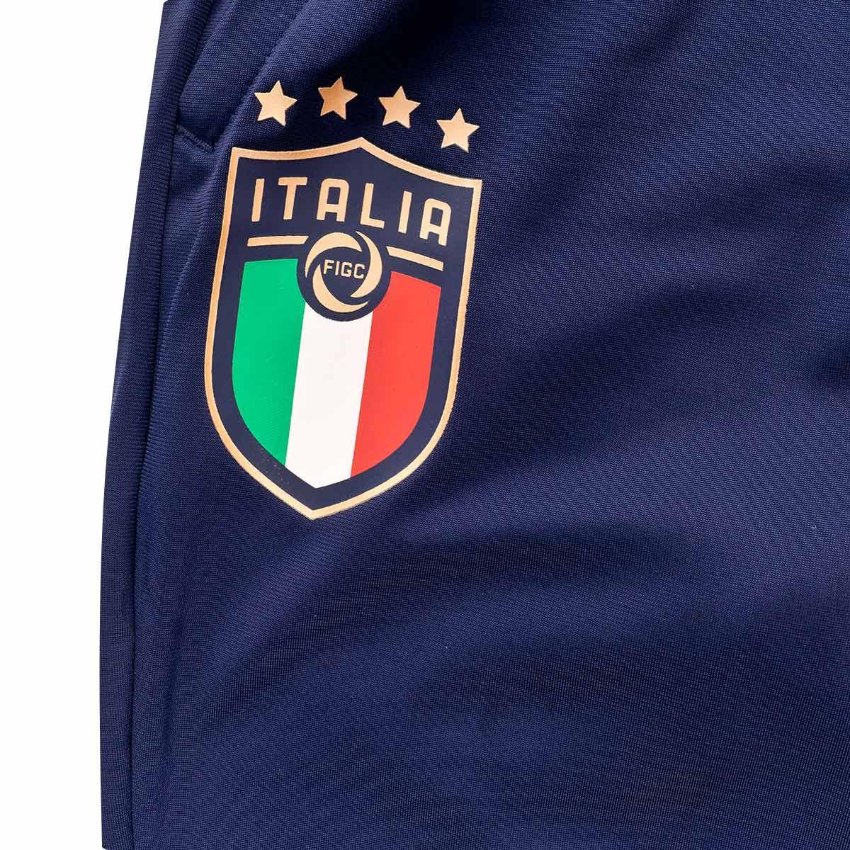 A veces a veces Regan Vaticinador  Long pants Puma Italia Training 2019-2020 Niño Peacoat-Puma Team Gold -  Football store Fútbol Emotion