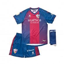 SD Huesca Primera Equipación 2019-2020 Niño