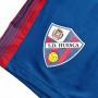 Conjunto SD Huesca Primera Equipación 2019-2020 Niño Marino-Granate