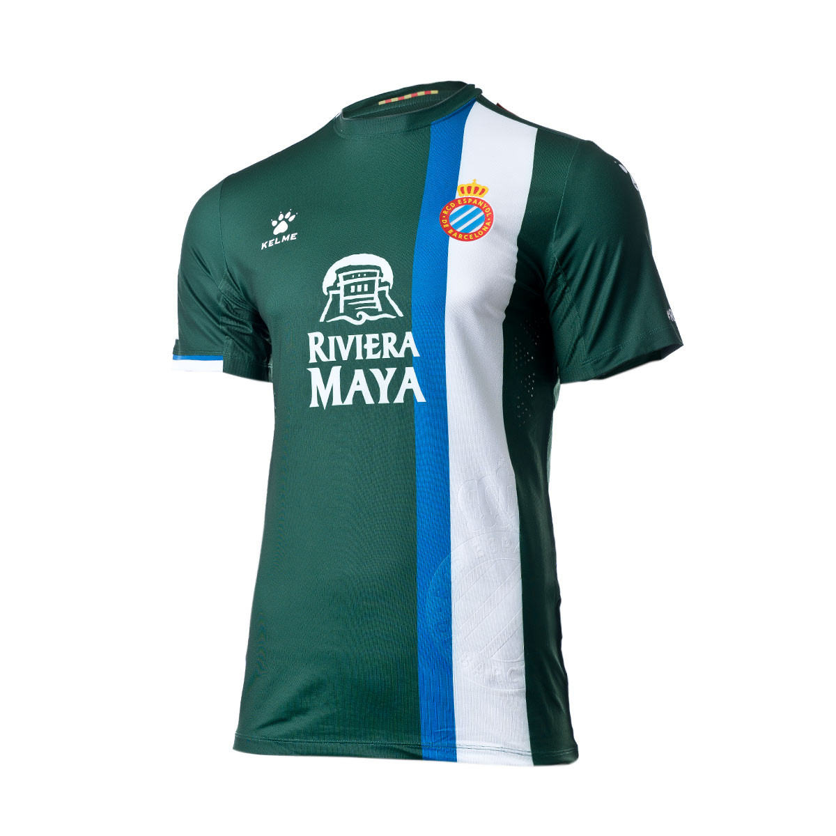 Kelme RCD Espanyol 2019-2020 Away Jersey