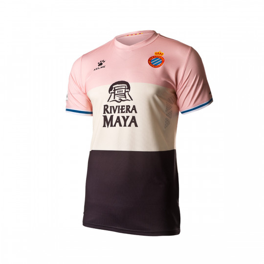 Jersey Kelme RCD Espanyol 2019-2020 Third Pink