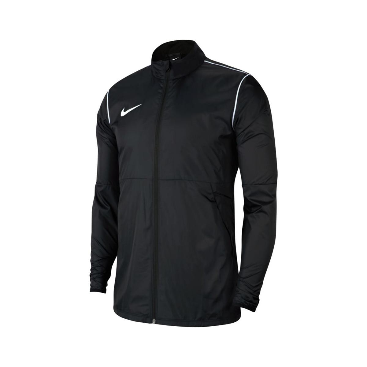 Satisfacer gas educador  Chubasquero Nike Park 20 Black - Tienda de fútbol Fútbol Emotion
