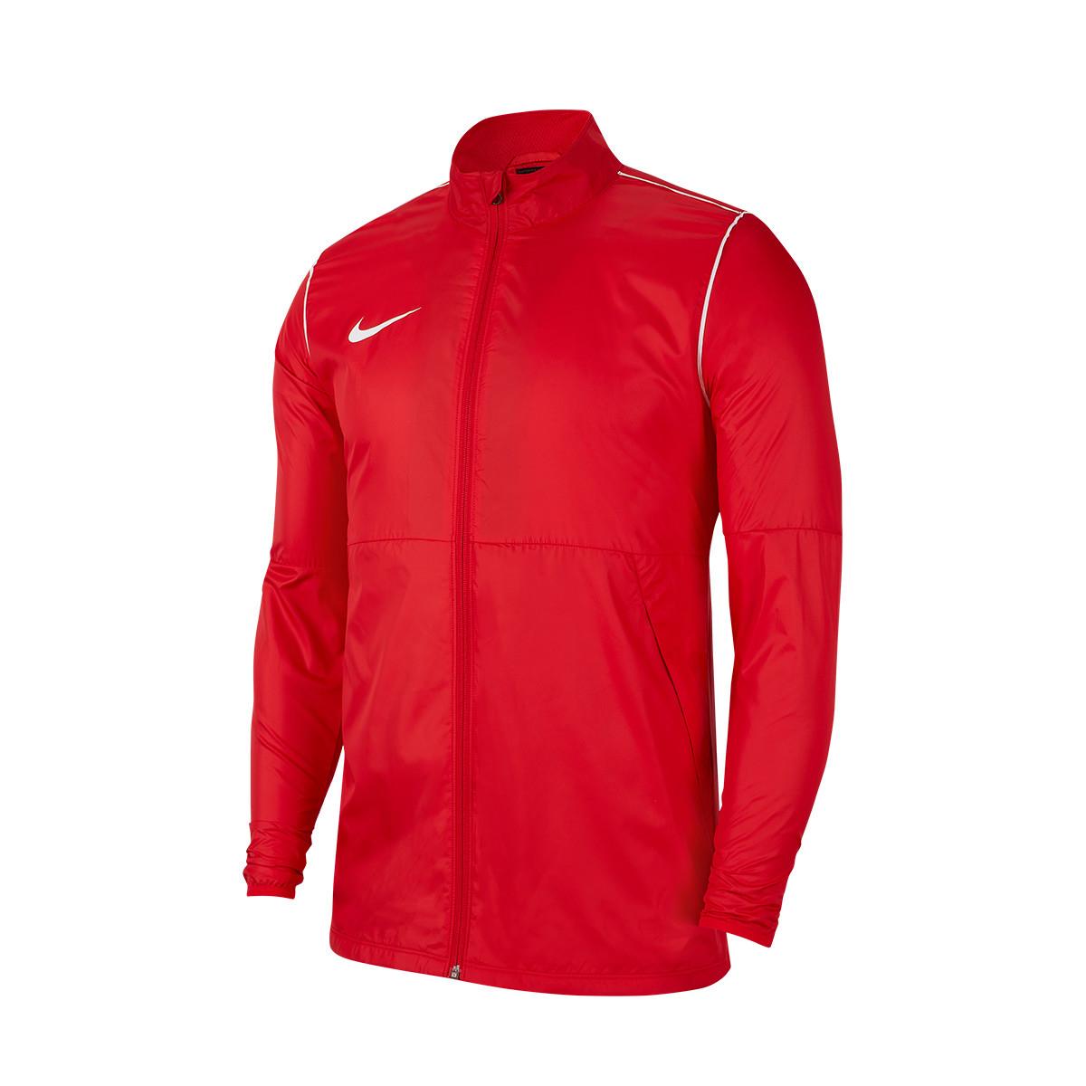 Sofisticado Disipar Embajada  Raincoat Nike Kids Park 20 Red - Football store Fútbol Emotion