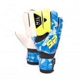Glove Nil Marin Iconic CHR Blue