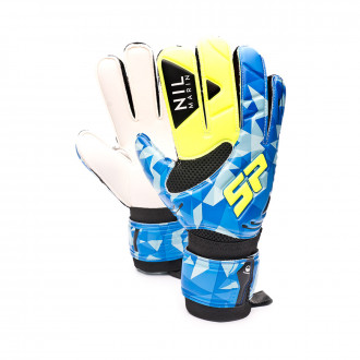 Glove Nil Marin Training CHR Blue