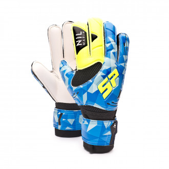 Glove Nil Marin Training Protect CHR Blue
