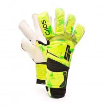 Glove Caos Pro STRONG CHR Niño Green