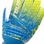 Guante Fit Control SG Niño Blue-Lime