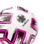 Balón Uniforia Club White-Black-Shock pink