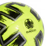 Balón Uniforia Club Solar yellow-Iron met-Black