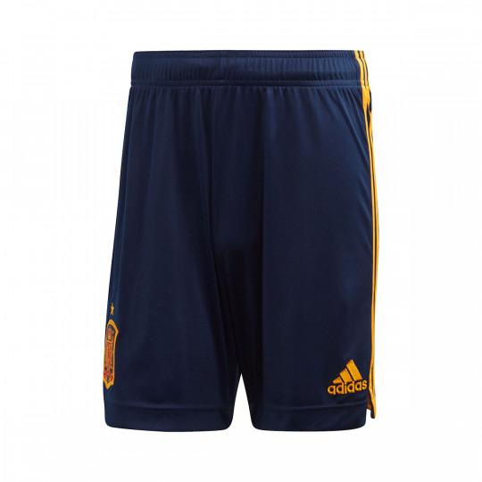 Pantaloncini adidas Spagna Home 2019 2020 Collegiate navy