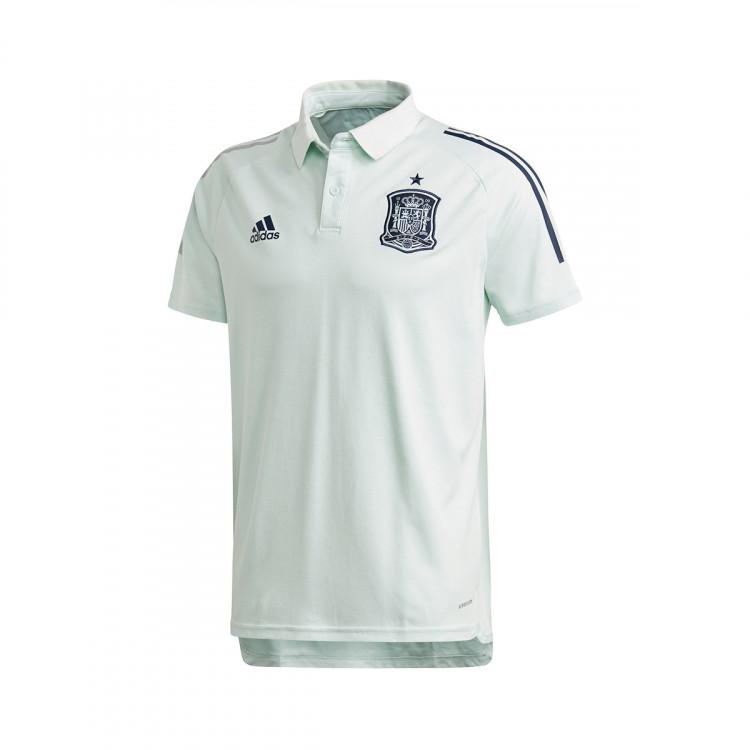 sitio Persistencia Banzai  Polo shirt adidas España 2019-2020 Dash green - Football store Fútbol  Emotion