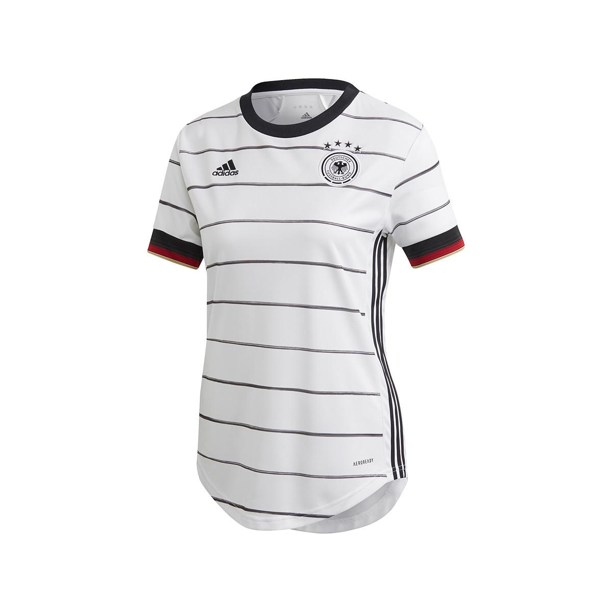 Camiseta adidas Alemania Primera Equipación 2019 2020 Mujer