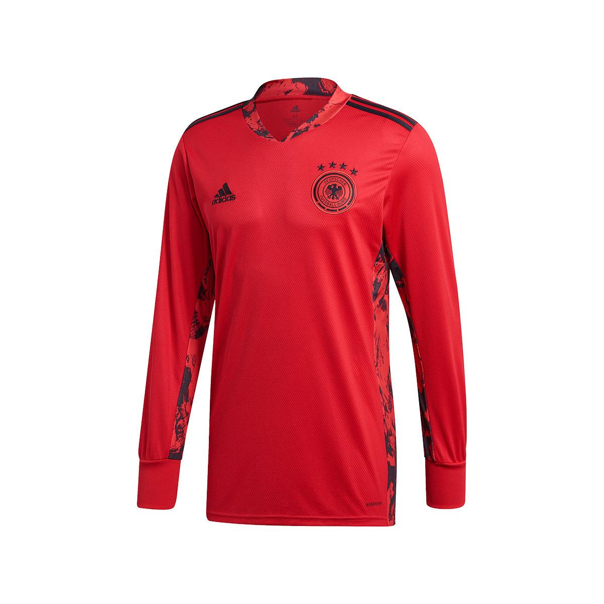 Camiseta adidas Alemania Portero 2019 2020