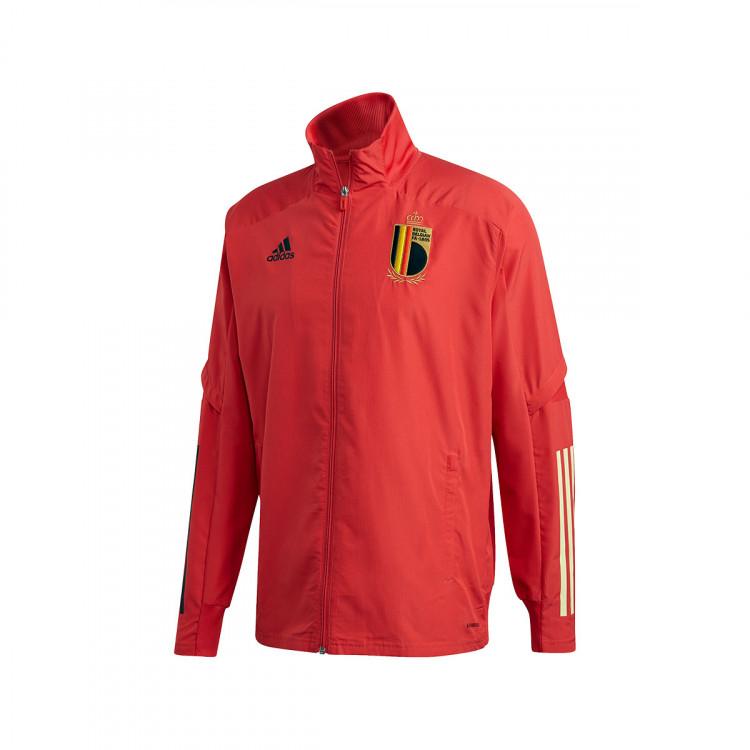 Veste adidas Belgique pre match 20192020