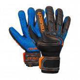 Luvas Attrakt G3 Fusion Evolution NC Ortho-Tec Guardian black / shocking orange / deep blue