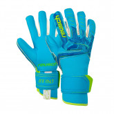 Luvas Attrakt Pro AX2 Evolution NC Aqua blue-Bright green-Aqua blue