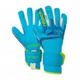 Guante Attrakt Pro AX2 Evolution NC Aqua blue-Bright green-Aqua blue