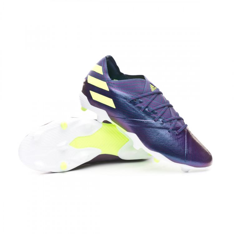 Chaussure de foot adidas NEMEZIZ MESSI 19.1 FG Enfant