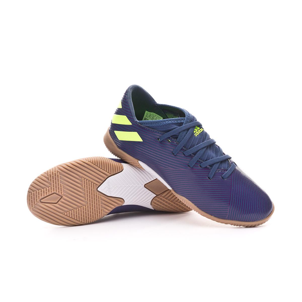 Sapatilha de Futsal adidas NEMEZIZ MESSI 19.3 IN Criança
