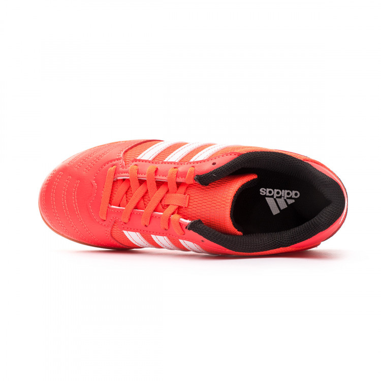 Chaussure de futsal adidas Super Sala Enfant solar redftwr