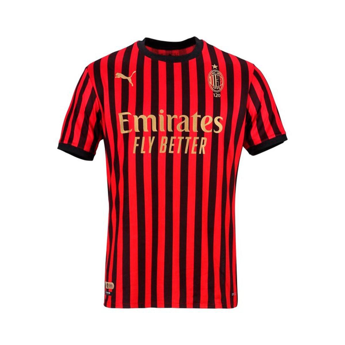 puma milan shirt