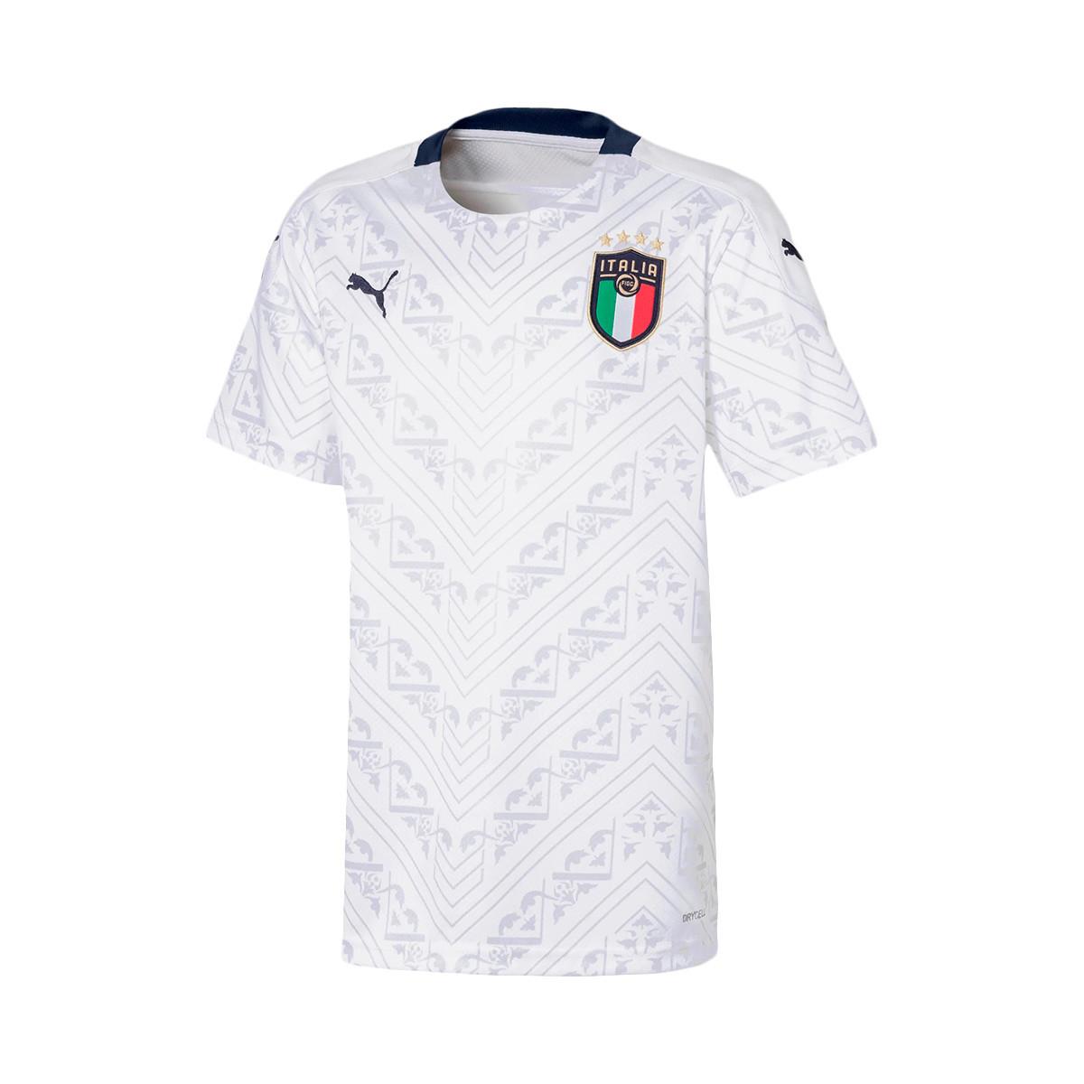 Maglia Puma FIGC Away Shirt Replica Niño