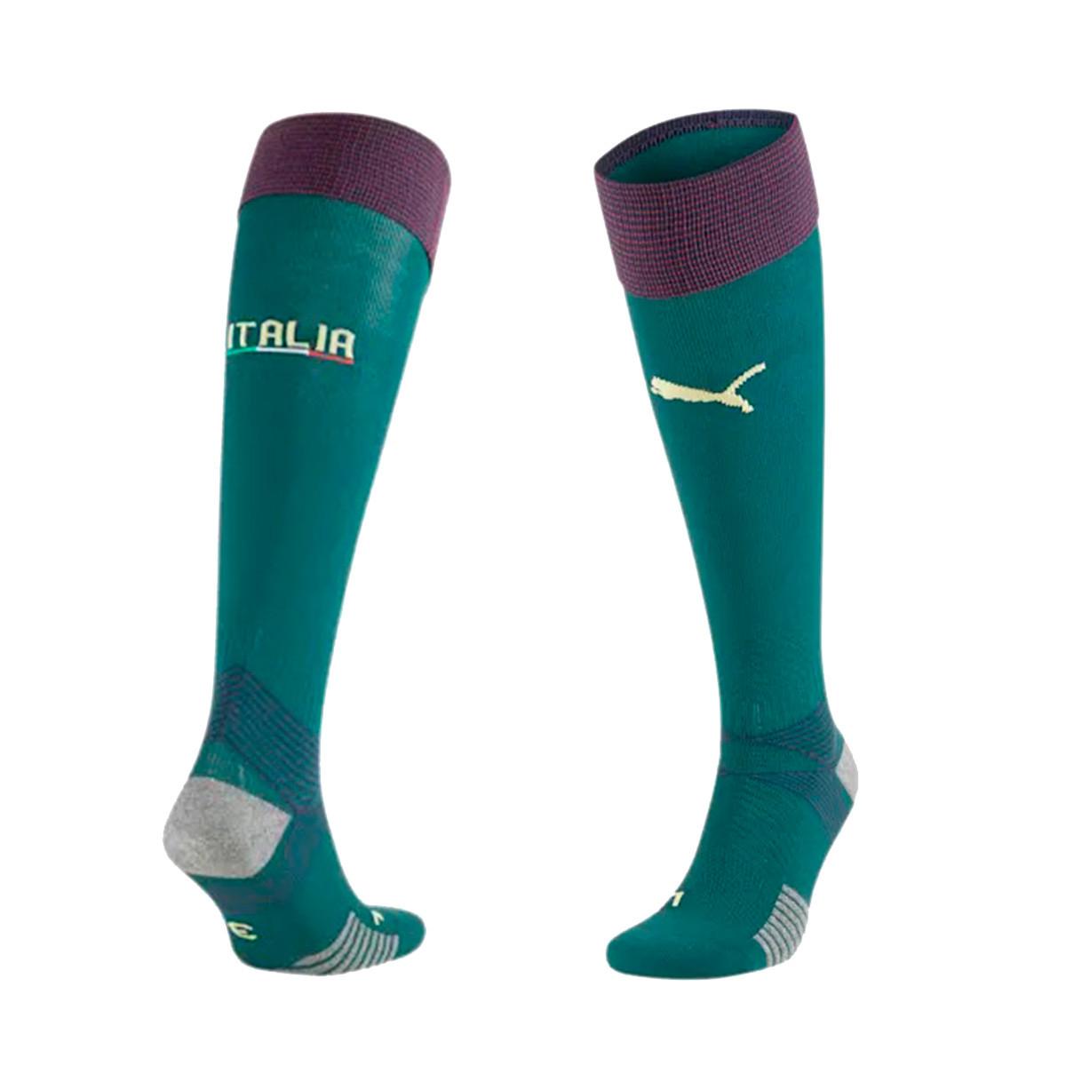 PUMA Team FIGC Third Replica Socks