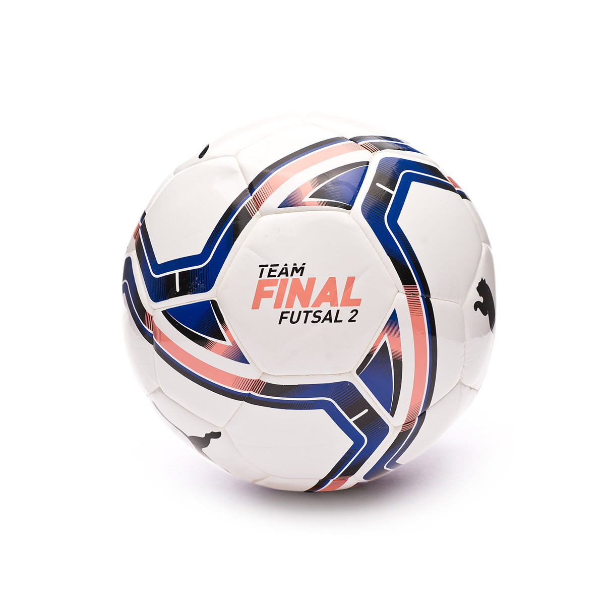 Sensible Personal Supone  Ball Puma teamFINAL21 Futsal Training Ball Puma White-Horizon-Puma  Black-Lobster - Football store Fútbol Emotion
