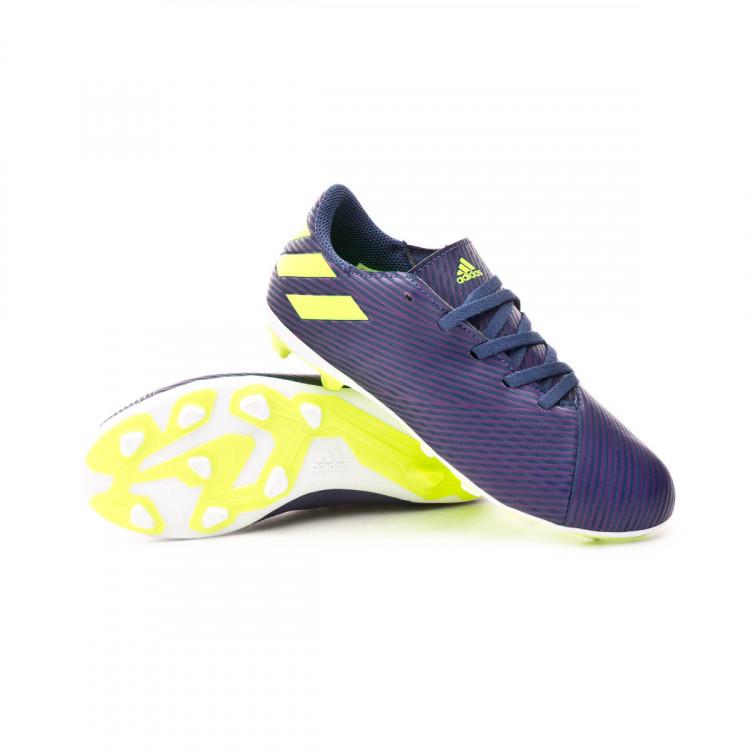 Chaussure de foot adidas NEMEZIZ MESSI 19.4 FxG Niño