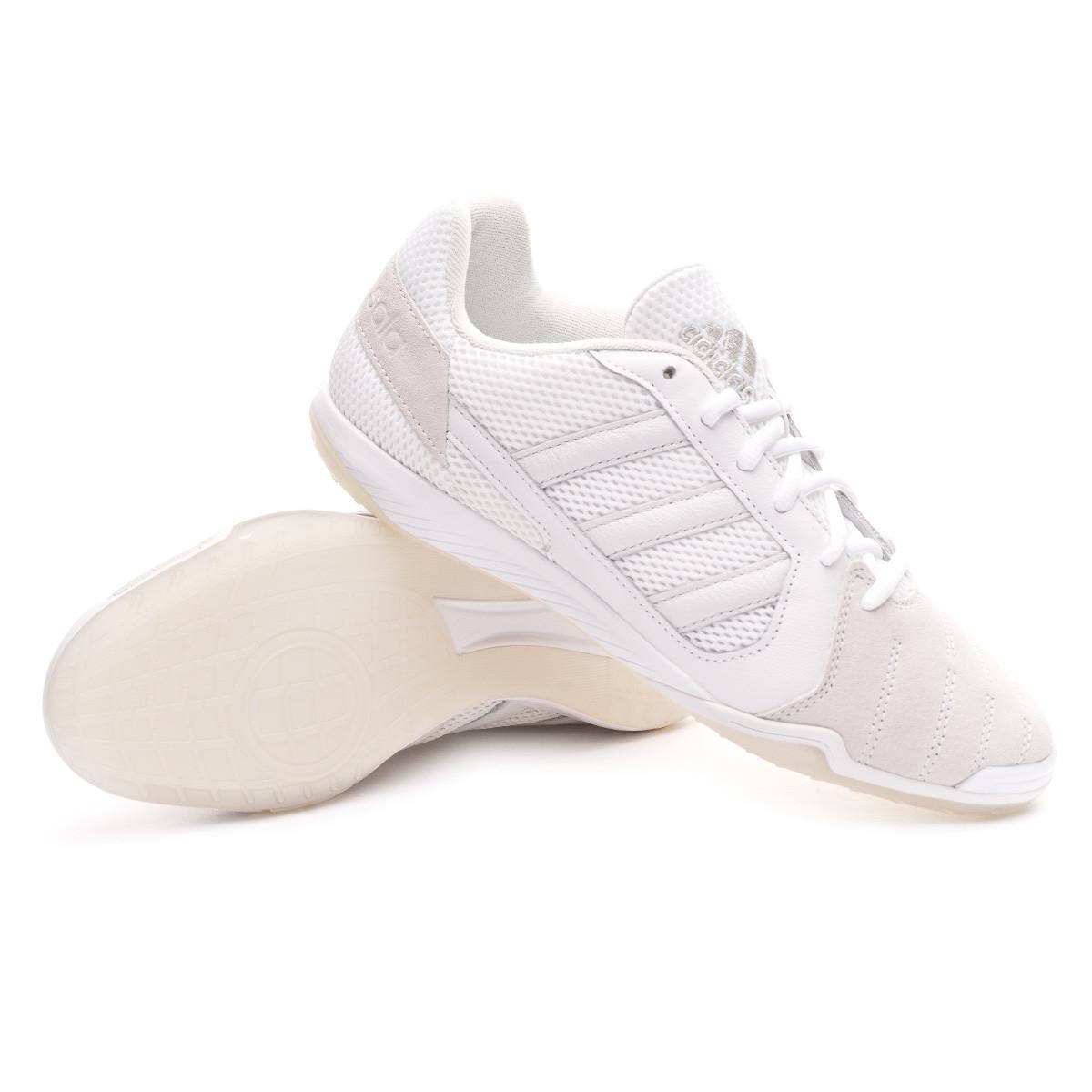 Futsal Boot adidas Top Sala Lux White