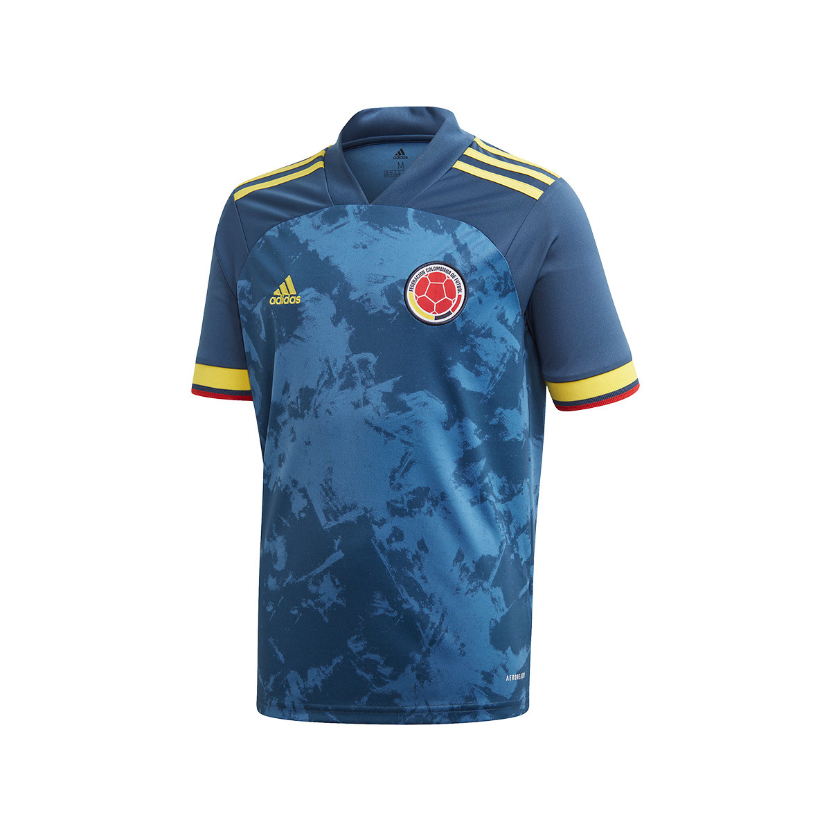 Camiseta adidas Colombia Segunda Equipación 2019 2020 Niño