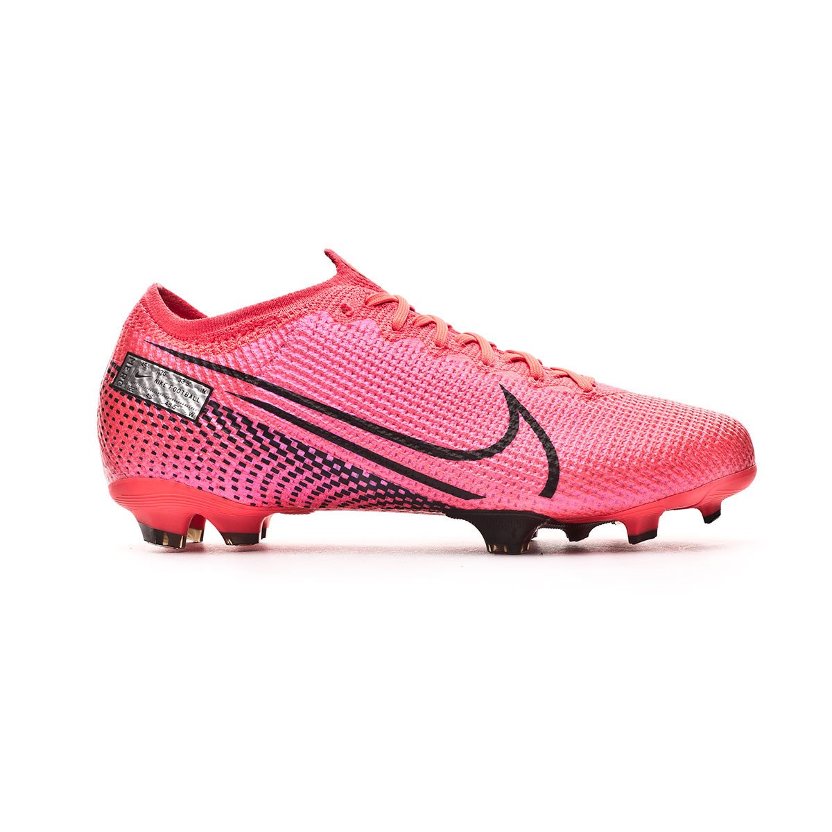 Explícito Sotavento Delegar  Bota de fútbol Nike Mercurial Vapor XIII Elite FG Niño Laser crimson-Black  - Tienda de fútbol Fútbol Emotion