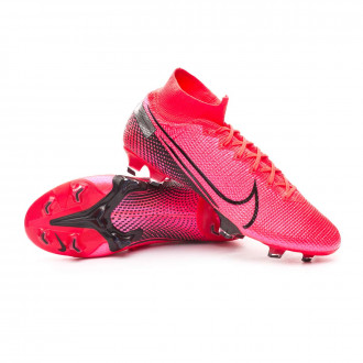 Mercurial Superfly VII Elite FG Laser crimson-Black