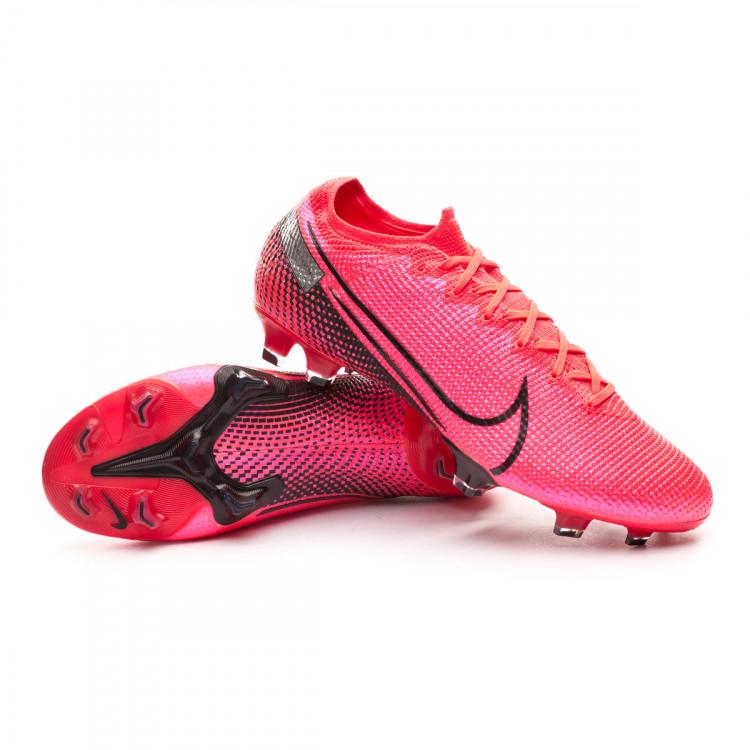 Chaussure de foot Nike Mercurial Vapor XIII Elite FG Laser crimson ...