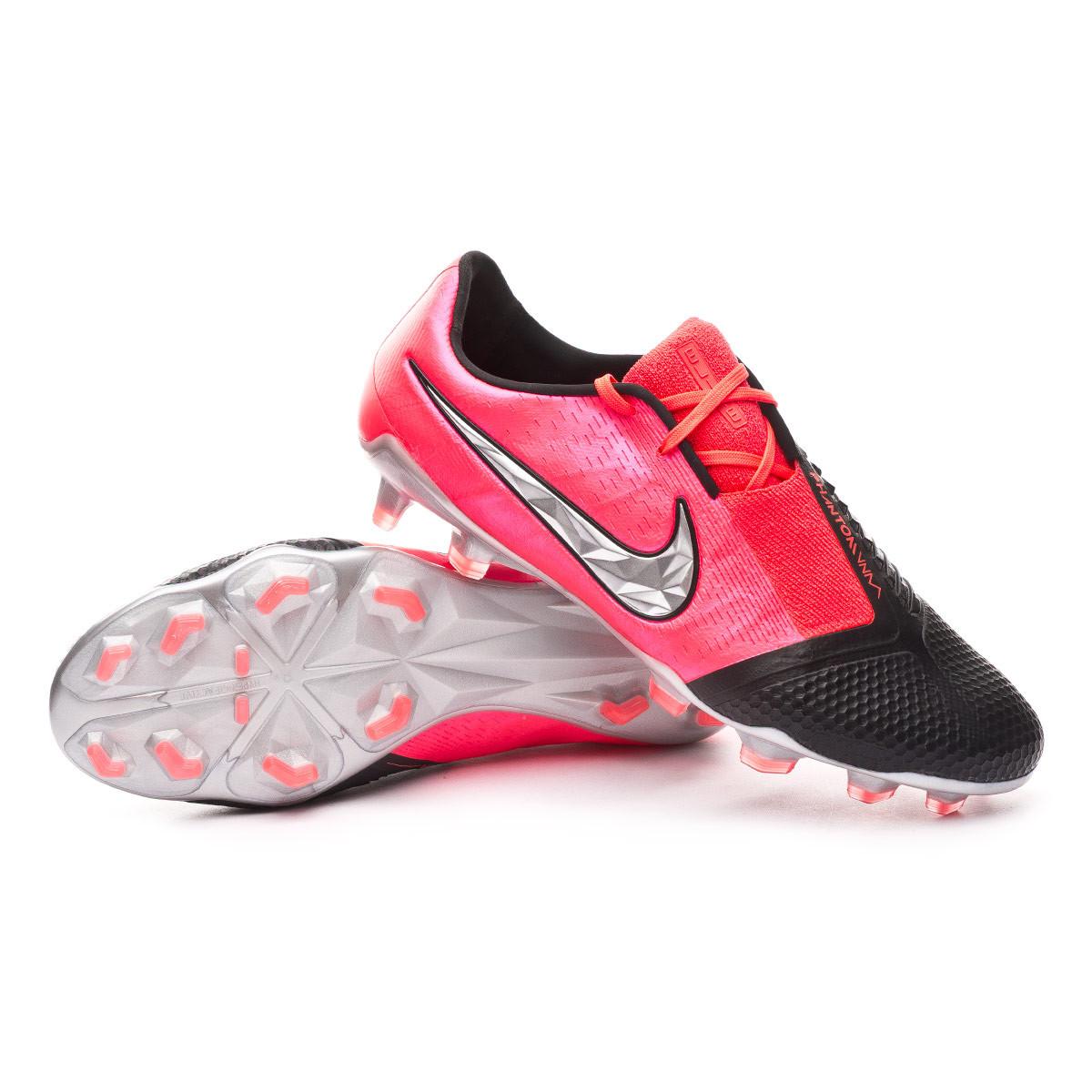 nike phantom boots red