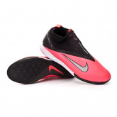 Tenis React Phantom Vision II Pro DF IC Laser crimson-Metallic silver-Black