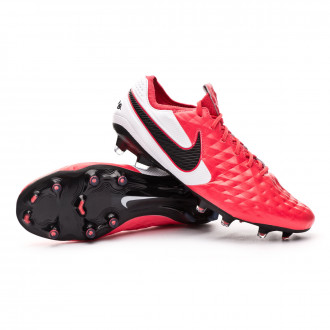 Tiempo Legend VIII Elite FG Laser crimson-Black-White